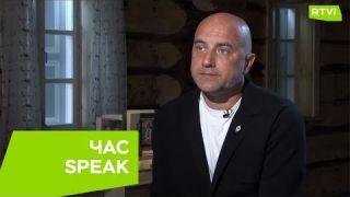 Захар Прилепин об убийстве Захарченко, борьбе за власть и российской армии в Донбассе / Час Speak