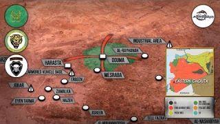 29 марта 2018. Военная обстановка в Сирии. Переговоры о сдаче боевиков в пригородах Дамаска.