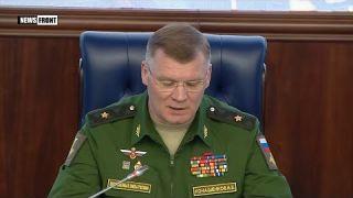 Минобороны РФ: Сирийская армия завершает очищать от боевиков лагерь Ярмук под Дамаском