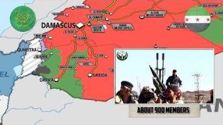 25 июня 2018. Военная обстановка в Сирии. Сообщения об отказе США от поддержки боевиков на юге Сирии